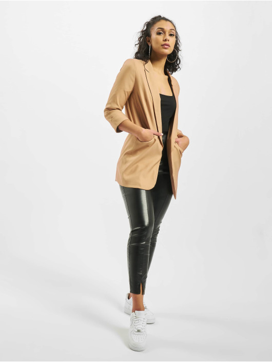 Missguided Blazers Co Ord Price Point Basic beige