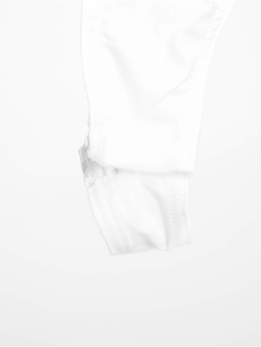 Missguided Body Chicago High Neck Long Sleeve valkoinen