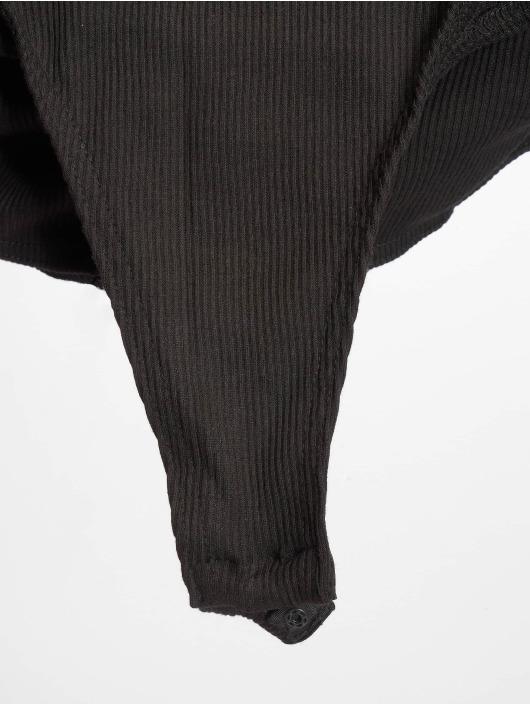 Missguided Body Button Front Long zwart