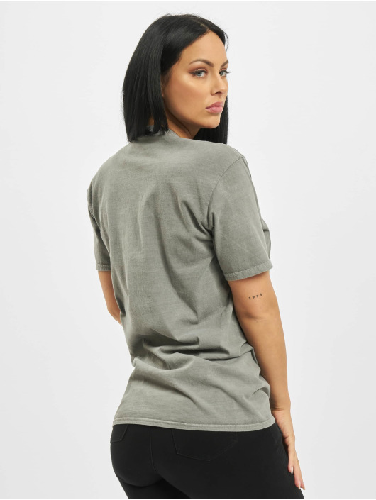 Missguided Camiseta The Wanderer Eagle Graphic gris
