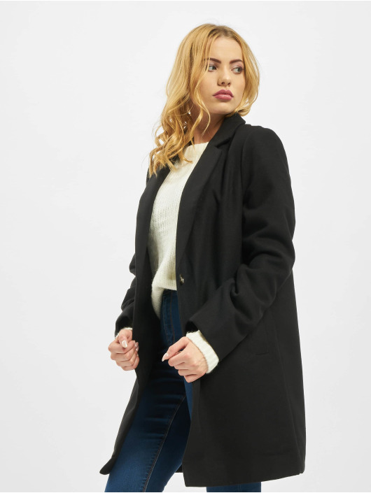 Missguided Cappotto Ultimate Formal nero