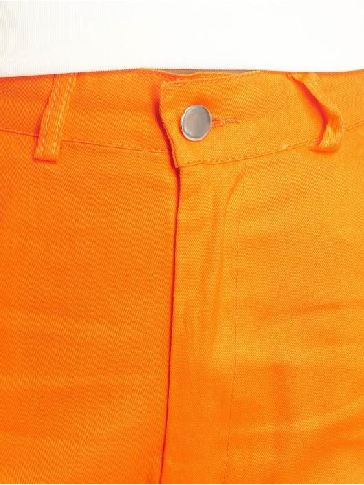 Missguided Cargo Plain oranžová
