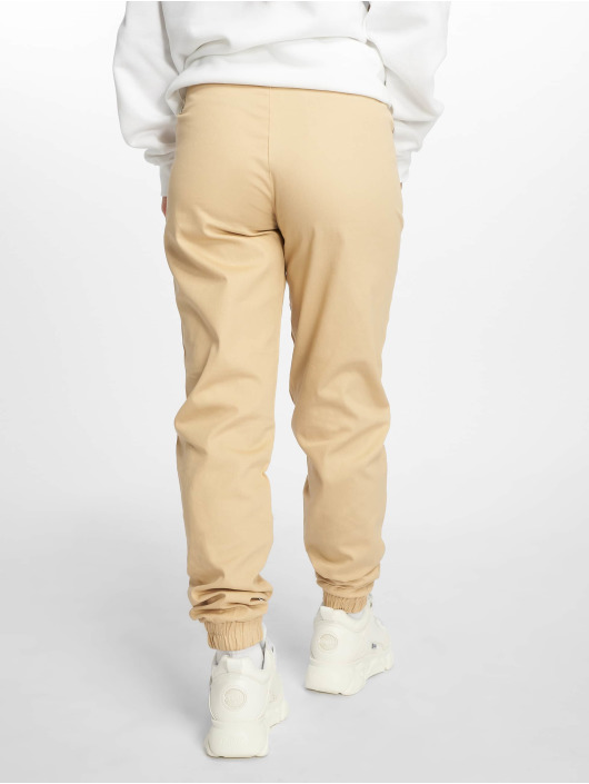 Missguided Cargo pants Chain beige