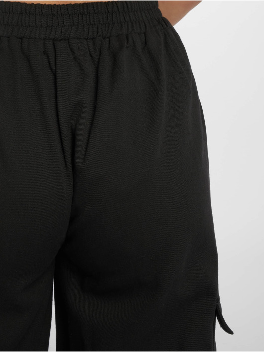 Missguided Cargobroek Seatbelt zwart
