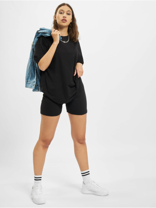 Missguided Chándal Petite Coord negro