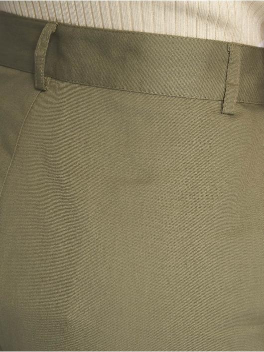 Missguided Chino bukser Plain khaki