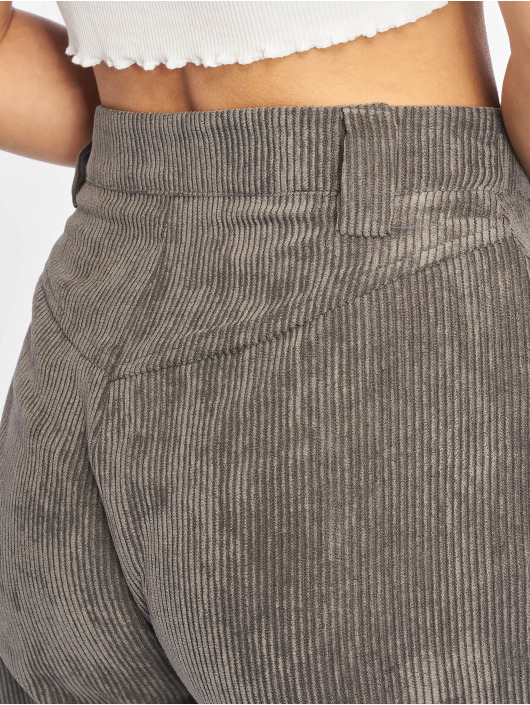 Missguided Chino Cord grey