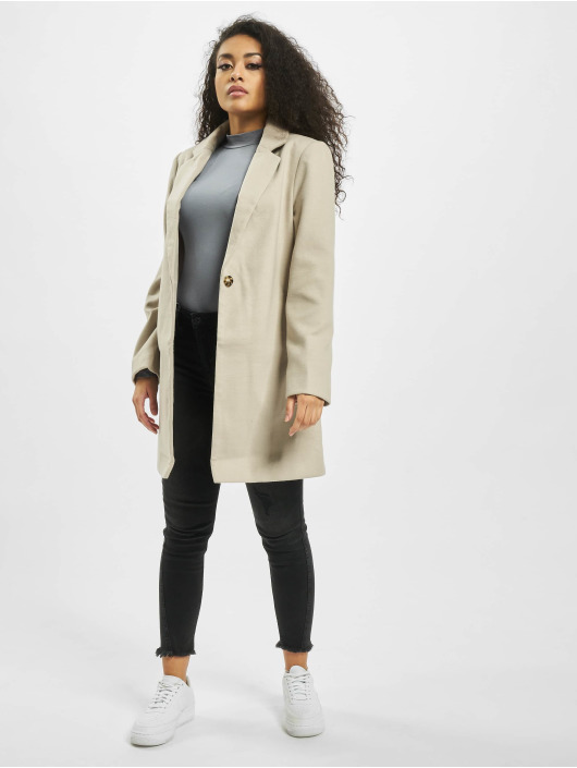 Missguided Coats Ultimate Formal gray