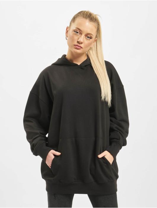 Missguided Dress Petite Tokyo Graphic Hoodie black