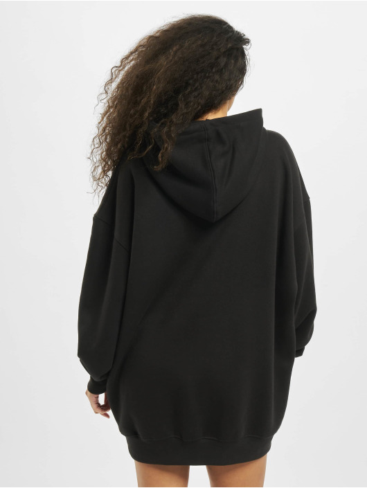 Missguided Dress Playboy Bunny Magazine Hoodie black