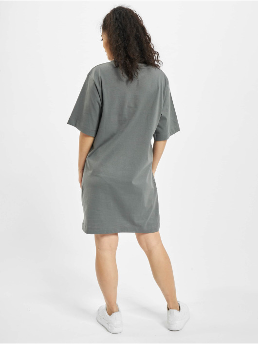 Missguided Dress Oversized T-Shirt SS Sakura grey