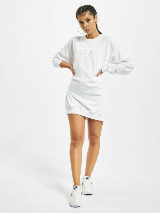 Missguided Dress Petite New Season white