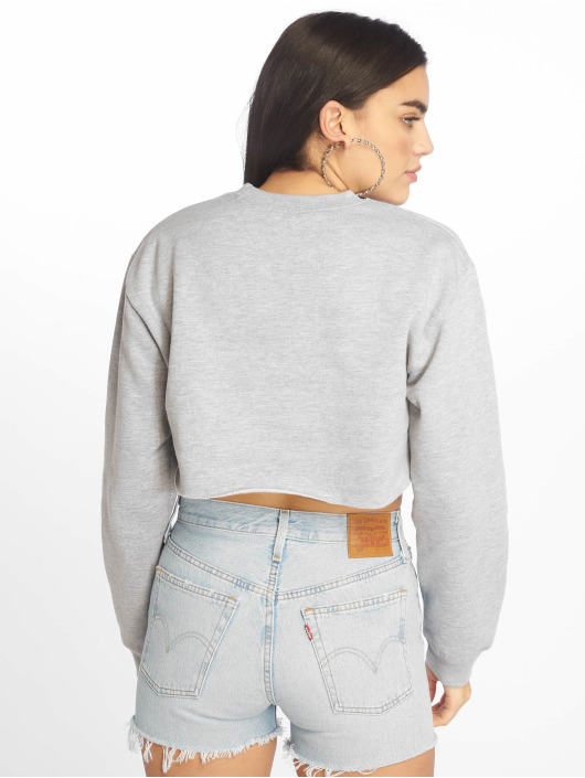 Missguided Gensre Cropped grå