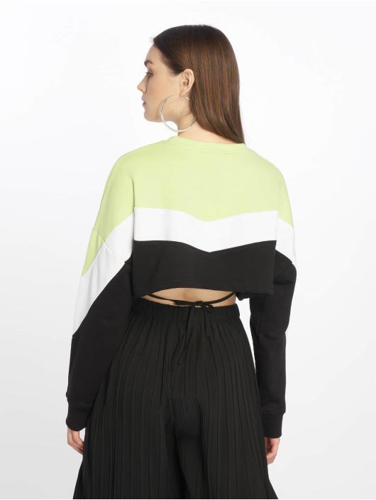 Missguided Gensre Petite Colourblock svart