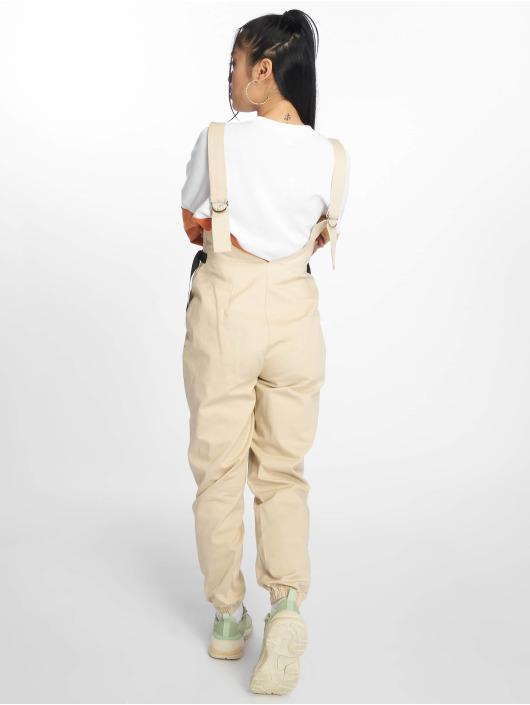Missguided Haalarit ja jumpsuitit Backless Utility beige