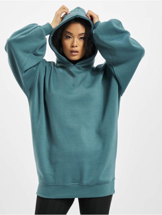 Missguided Hoody Oversize blau