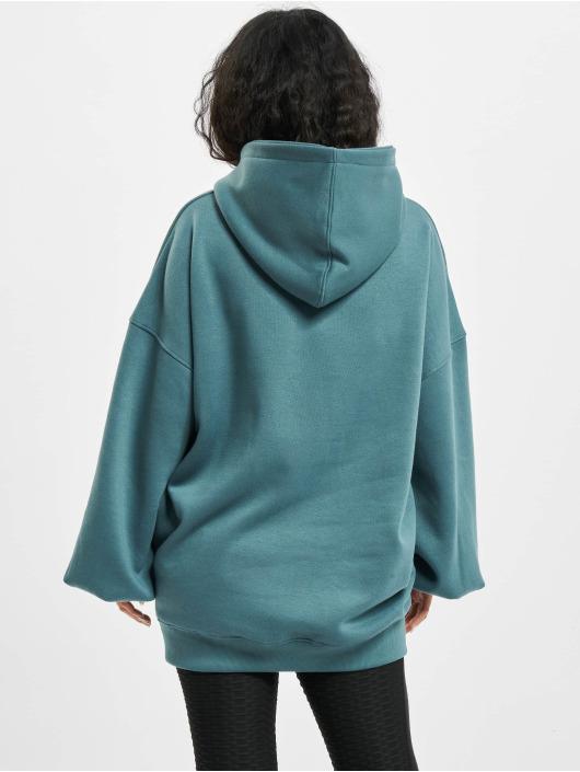 Missguided Hoody Oversize blauw
