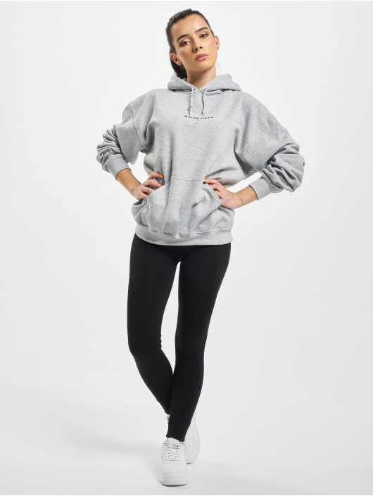 Missguided Hoody Oversized grijs