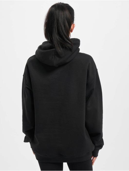 Missguided Hoody Oversized schwarz