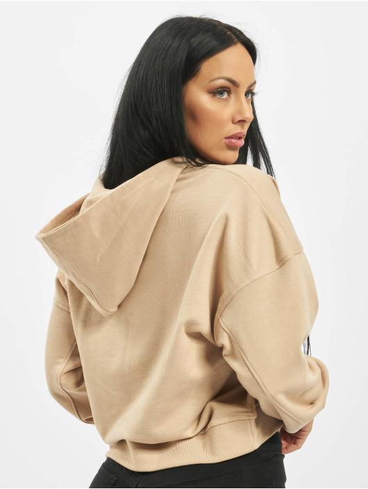 Missguided Hupparit Tall Oversized Notch Neck beige