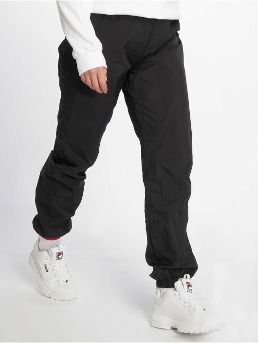 Noir Missguided Nylon Femme 630476 Jogging 80s 6ZqEBwqz