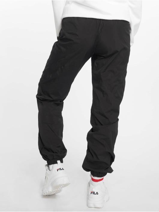 Missguided joggingbroek 80s Nylon zwart