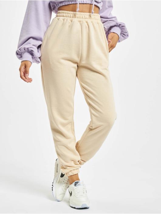 Missguided Joggingbyxor Petite Basic beige