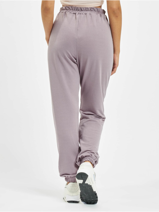Missguided Joggingbyxor Petite Basic grå