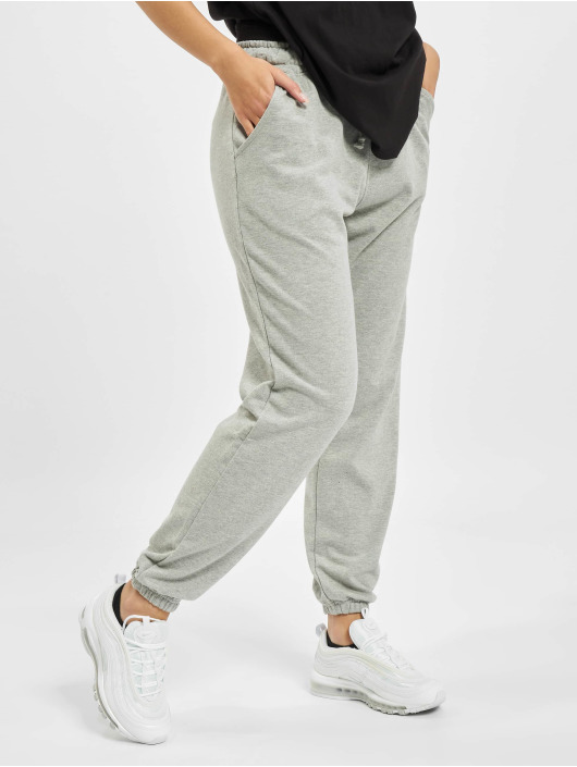 Missguided Joggingbyxor 90s Oversized grå