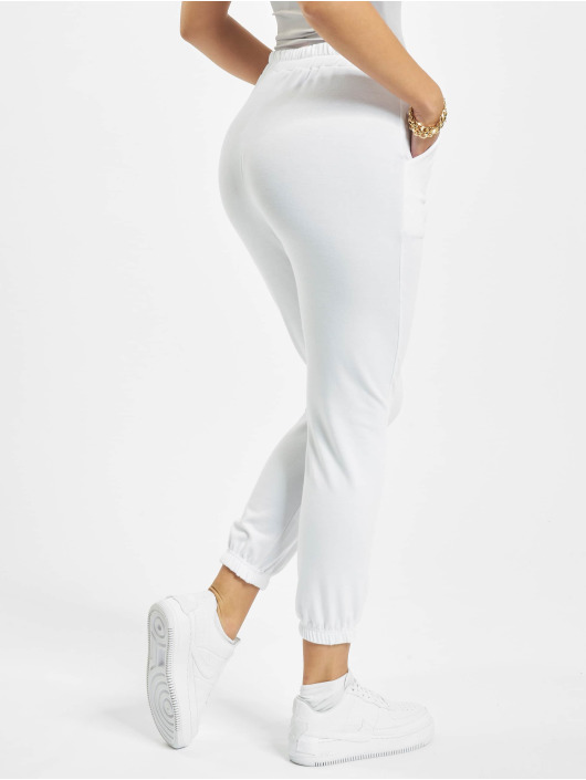 Missguided Joggingbyxor Petite Basic vit