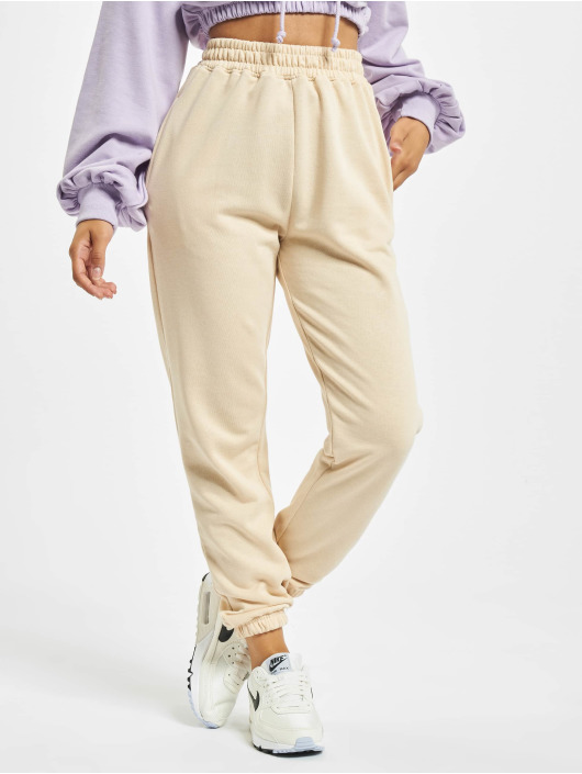 Missguided Jogginghose Petite Basic beige