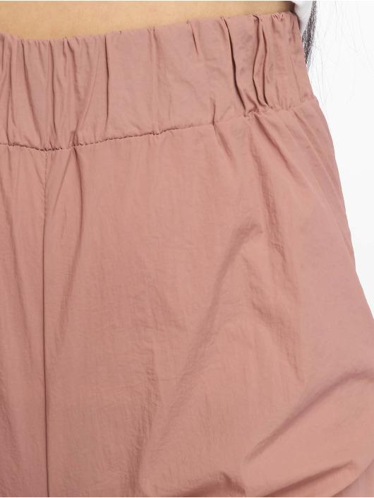 Missguided Jogginghose 80s Nylon rosa