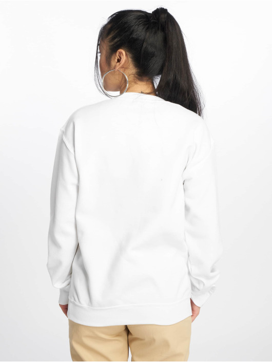 Missguided Jumper New York Brooklyn Graphic white