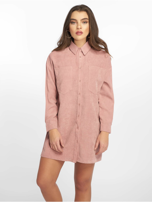 Missguided jurk Oversized rose