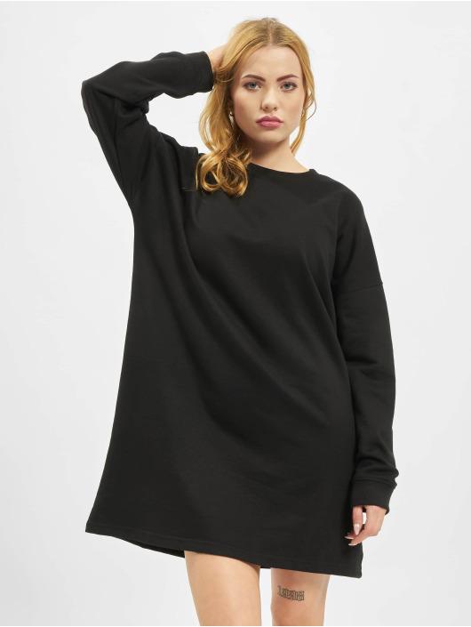 Missguided jurk Basic zwart