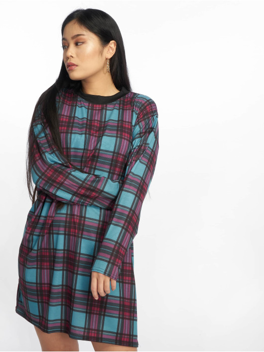 Missguided Klær Oversized Long Sleeve blå