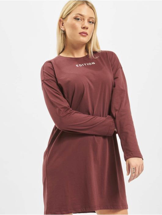 Missguided Klær Oversized Longsleeve T-Shirt Edition brun