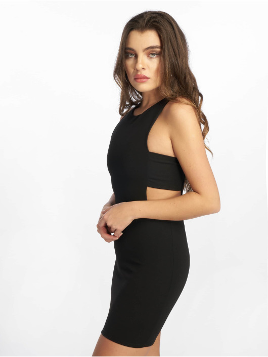 Missguided Klær Sleeveless Cut Out svart