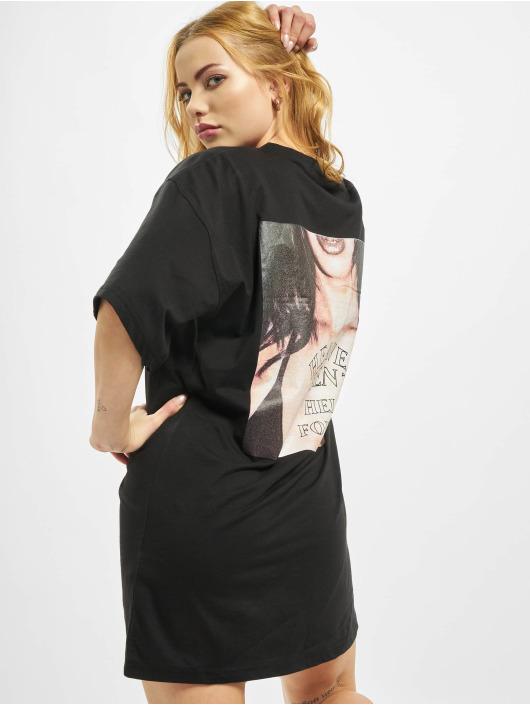 Missguided Klær Oversized Shortsleeve T-Shirt Heaven Sent svart