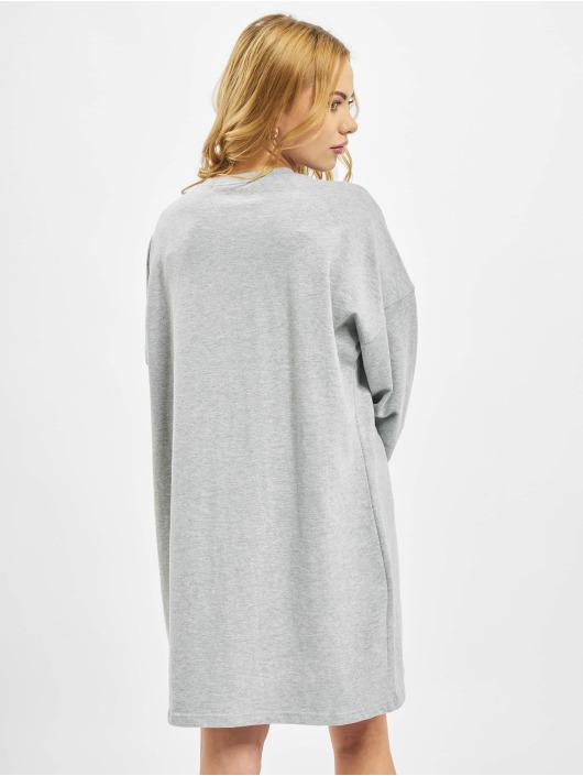 Missguided Klänning Basic grå