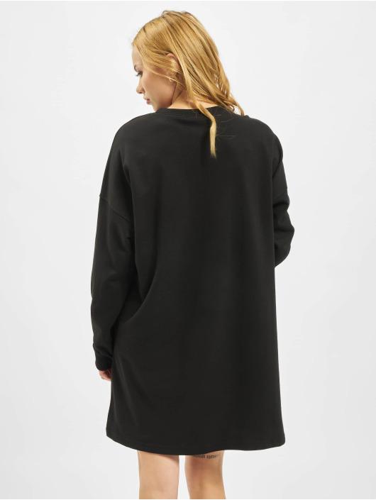Missguided Kleid Basic schwarz