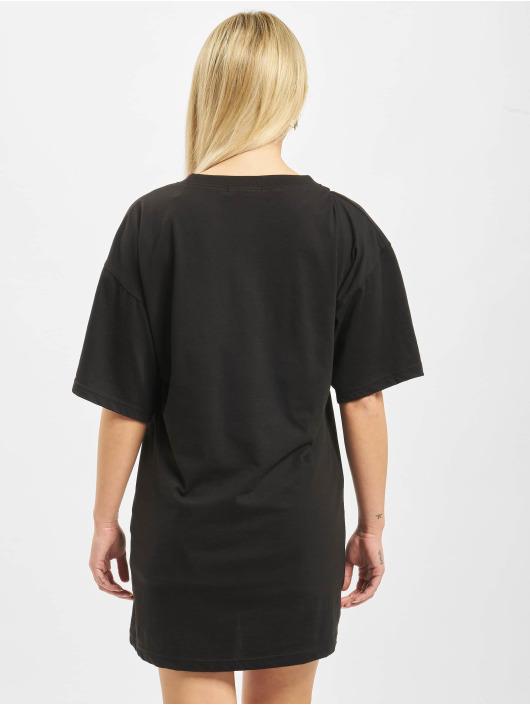 Missguided Kleid Oversized Shortsleeve T-Shirt Need Money schwarz