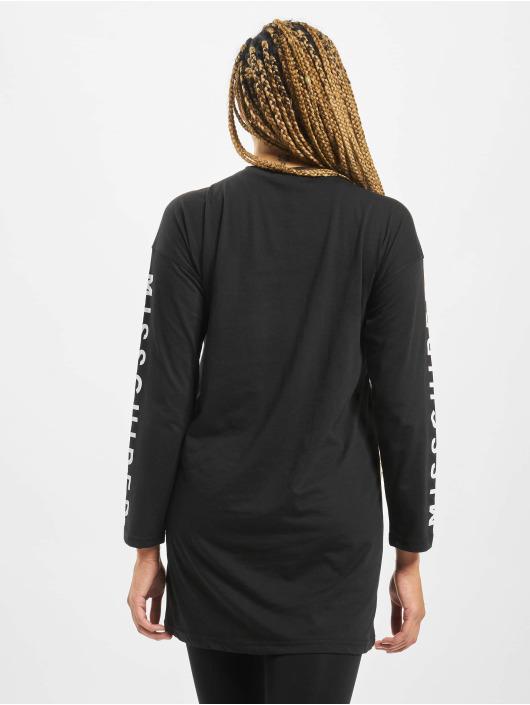 Missguided Langermet Oversized svart