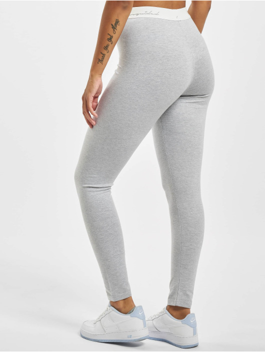 Missguided Legging Script Tape grau