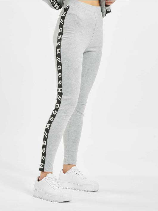 Missguided Legging/Tregging Panelled Lounge grey