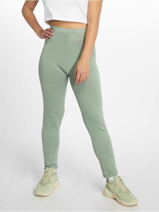 Missguided Leggings/Treggings Full Length green