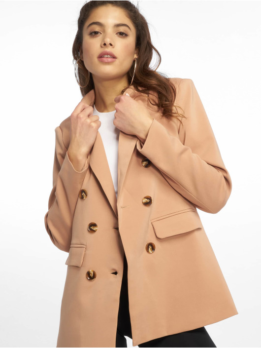 Missguided Lightweight Jacket Horn brown
