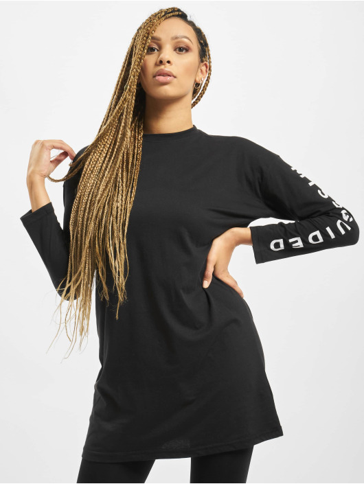 Missguided Longsleeve Oversized black