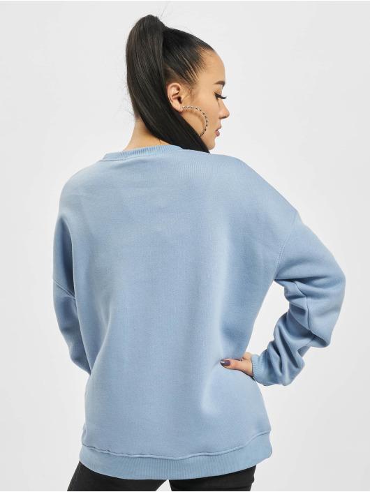 Missguided Maglia Basic Oversized blu