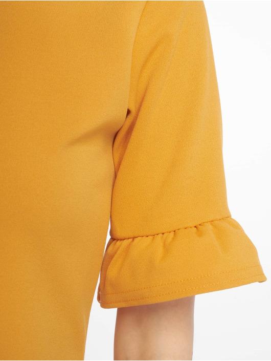 Missguided Mekot Frill Detail Shift keltainen